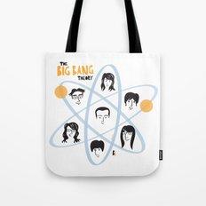The Big Bang Theory Tote Bag