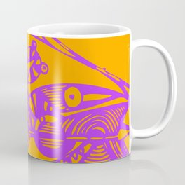 INK#4 Drive me to the sunset Coffee Mug