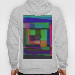 Colored blured background Hoody