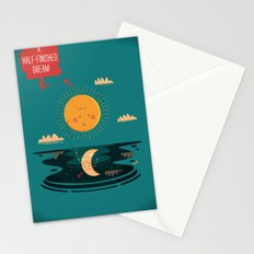 :::A Half-Finished Dream::: Stationery Cards