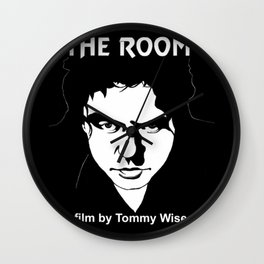 The Room- Tommy Wiseau Wall Clock