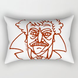 Vonnegut Rectangular Pillow