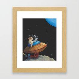 The Honeymooners Framed Art Print