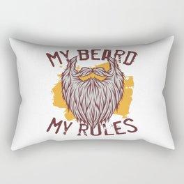 13 Barber_13 Rectangular Pillow