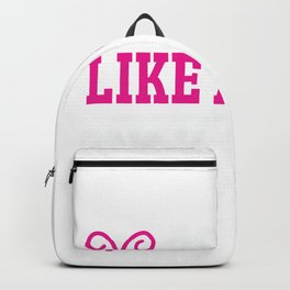 Aunt like a mom only cooler Backpack