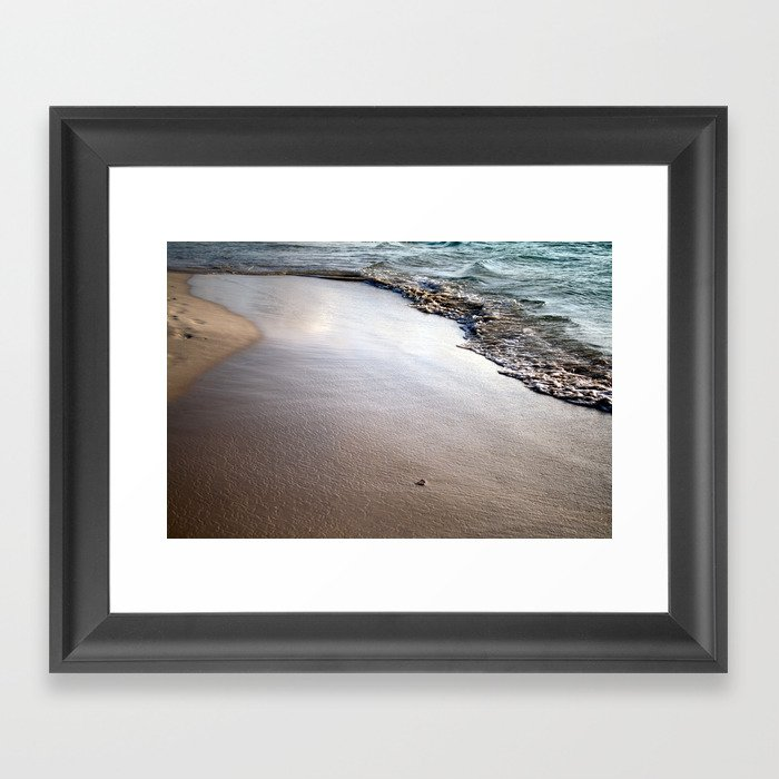 Aruba Eagle Beach Gerahmter Kunstdruck