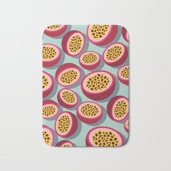 Passion Fruit Bath Mat