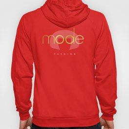 Bold RED Hoody