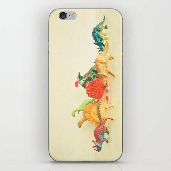 Walking With Dinosaurs iPhone & iPod Skin
