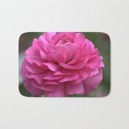 Ranunculus Pink Bath Mat