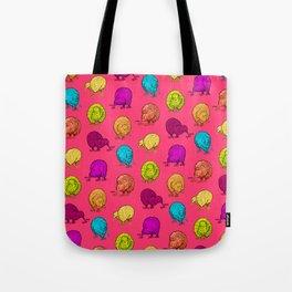 Hungry Kiwis – Juicy Palette Tote Bag