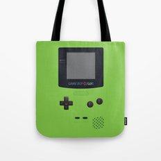 GAMEBOY Color - Green Tote Bag