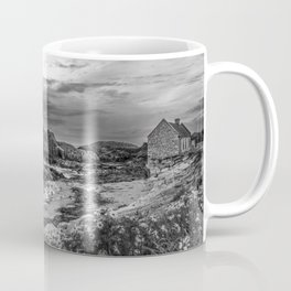 Balintoy Harbour, Ireland Coffee Mug