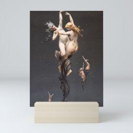 "Luis Ricardo Falero ""Double stars"" Mini Art Print"