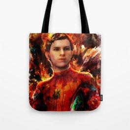 spider tom Tote Bag