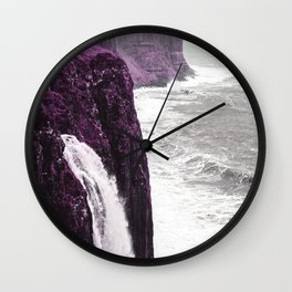 TRAVEL ADVENTURE IX Wall Clock