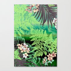 Cool Tranquility Canvas Print