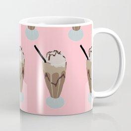 Milkshake pink Coffee Mug