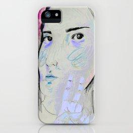 Forest Slumber iPhone Case