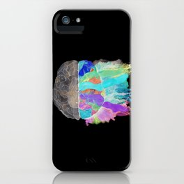 Be Creative inverse iPhone Case