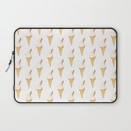 Soft Serve Ice Cream Laptop Sleeve