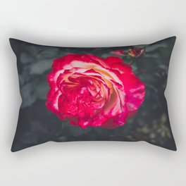 Night Rose 2 Rectangular Pillow
