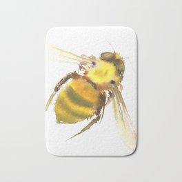 Bee, bee art, bee design Bath Mat