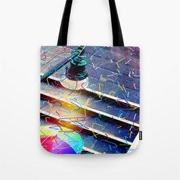 Fiorucci Rain Tote Bag