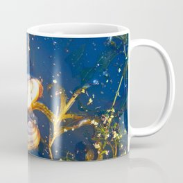 Clams in a Tidal pond Coffee Mug