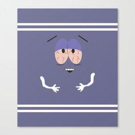 Towelie Canvas Print