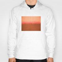 rothko Hoodies featuring Orange Pink - Mark Rothko by Rothko