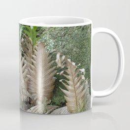 Fern Leaves in the Moss Coffee Mug