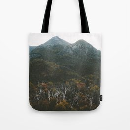 Mt Exmouth Tote Bag