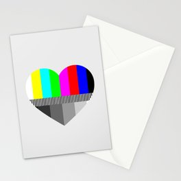 A Test of Love Stationery Cards