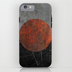 Abstract - Marble, Concrete, and Rusted Iron II Tough Case iPhone 6
