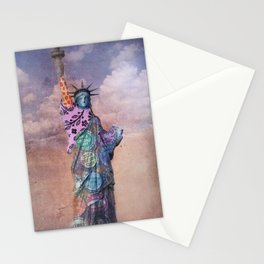 Famous Statues Series #1 Stationery Cards