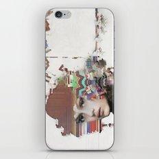 Warp iPhone & iPod Skin