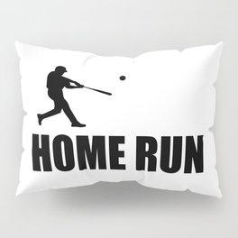 home run baseball sports hobby Pillow Sham
