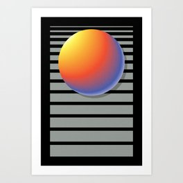 Scotch (VHS) Art Print