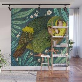 Kakapo Wall Mural