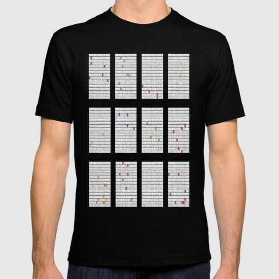 The -endless- Calendar for Germany T-shirt