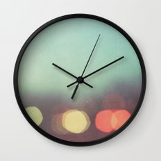 stories of the light Wall Clock