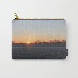 Fosty Sunrise Carry-All Pouch