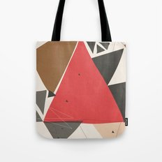 Exploding Triangles//Two Tote Bag