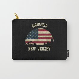 Bloomfield New Jersey Carry-All Pouch