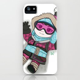 Mei-be an Angel iPhone Case