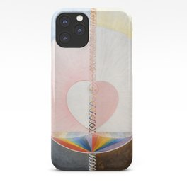 Hilma af Klint - The Dove iPhone Case