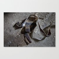 film Canvas Prints featuring Film by New England Ruins