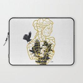 Venus Cage inspired by the Venus of Milo Sculpture Laptop Sleeve