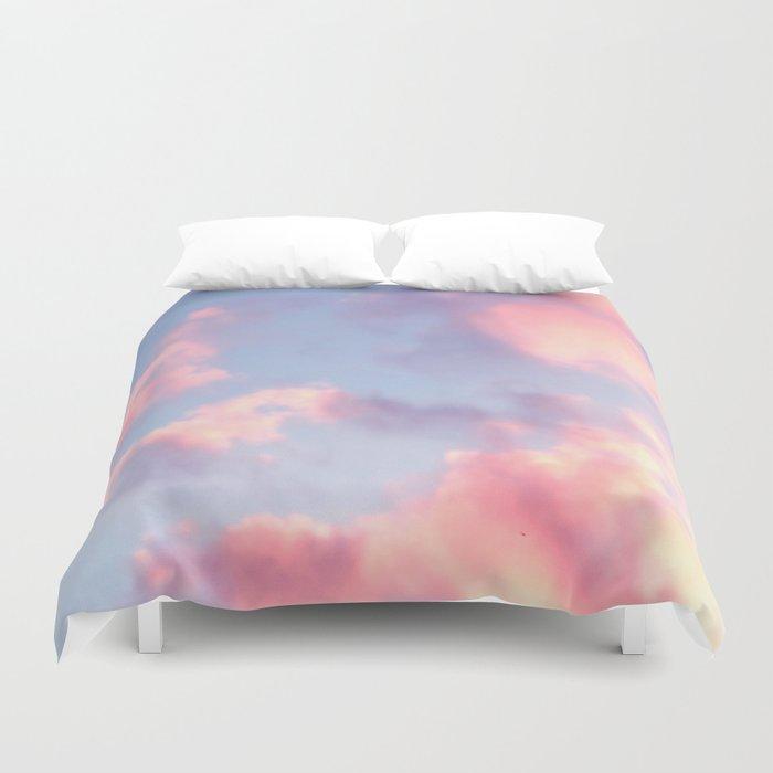 Whimsical Sky Duvet Cover